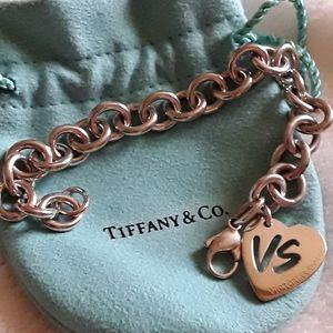 Tiffany and Co Victoria's Secret 925 bracelet